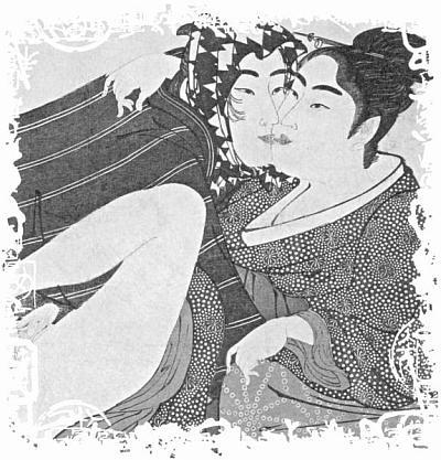 Стильное эротическое искусство